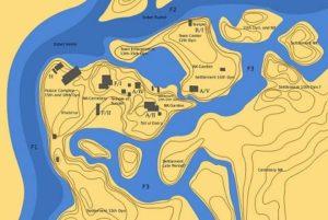 The city of Avaris c. 1500 BC.